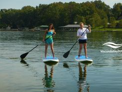 Waconda Bay SUP spot de stand up paddle en États-Unis