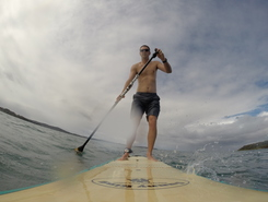 Broulee Beach sitio de stand up paddle / paddle surf en Australia