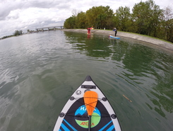 Vieux-Rhin sitio de stand up paddle / paddle surf en Francia