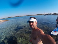 colonia de sant jordi sitio de stand up paddle / paddle surf en España