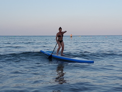 Playa San Juan spot de stand up paddle en Espagne