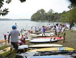 Parque Estoril sitio de stand up paddle / paddle surf en Brasil