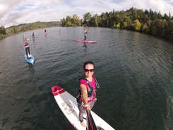 Willamette Park  sitio de stand up paddle / paddle surf en Estados Unidos