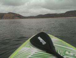 cabo ledo - praia do surfista spot de stand up paddle en Angola