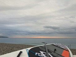 Baie des Anges  sitio de stand up paddle / paddle surf en Francia