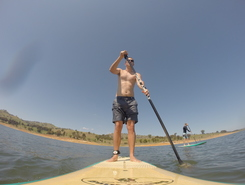 Lake Hume spot de stand up paddle en Australie