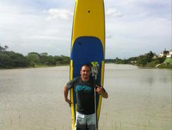 TERRA VILE sitio de stand up paddle / paddle surf en Brasil