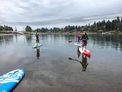 George Rogers Park - Willamette River paddle board spot in United States