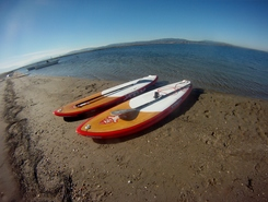eole le barcares spot de stand up paddle en France