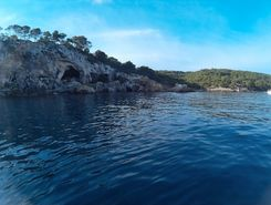 Cala Falco - Portals Vells paddle board spot in Spain