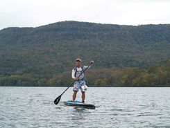 South Shore marina,Milwaukee spot de stand up paddle en États-Unis