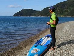 takayama sitio de stand up paddle / paddle surf en Japón