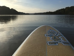 Swanwick  spot de stand up paddle en Royaume-Uni