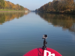 Mittellandkanal Bad Essen  paddle board spot in Germany