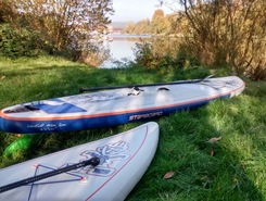 Weser Hameln sitio de stand up paddle / paddle surf en Alemania