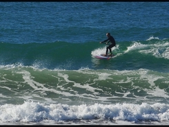 Quiberon sitio de stand up paddle / paddle surf en Francia