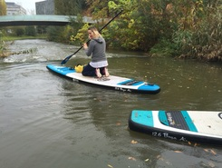 SupClub Eindhoven  paddle board spot in Netherlands