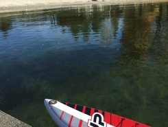 Ascona-Locarno-Ascona  sitio de stand up paddle / paddle surf en Suiza