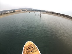 Plage de la Corniche paddle board spot in France