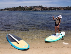 point  walter spot de stand up paddle en Australie
