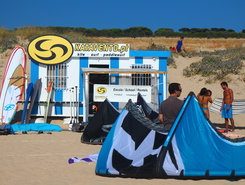 Bela Vista Kite & Sup beach  spot de stand up paddle en Portugal