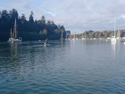 riviere auray sitio de stand up paddle / paddle surf en Francia