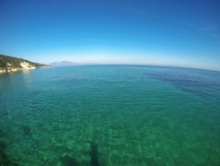 Paddle Surf Zante - Alykes Beach Zakynthos Island paddle board spot in Greece