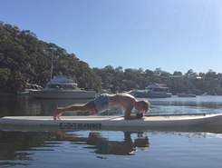 Gymea bay sitio de stand up paddle / paddle surf en Australia