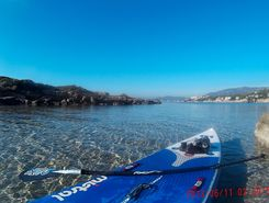 Bendinat sitio de stand up paddle / paddle surf en España
