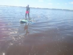 melincue paddle board spot in Argentina