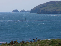 Bayr ny Carricky paddle board spot in Isle of Man