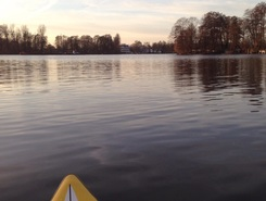Berlin Tegel spot de stand up paddle en Allemagne