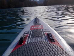 lac de castet sitio de stand up paddle / paddle surf en Francia