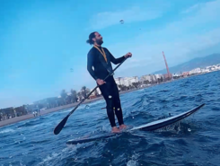 La Misericordia  sitio de stand up paddle / paddle surf en España
