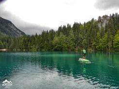 fusine spot de stand up paddle en Italie