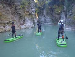 metauro sitio de stand up paddle / paddle surf en Italia