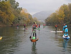 adige sitio de stand up paddle / paddle surf en Italia
