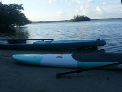 Fort Pierce spot de stand up paddle en États-Unis