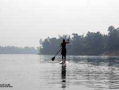 River Nua Nai & dhanua mouthwaters paddle board spot in India