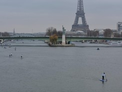 PARIS NAUTIC SUP CROSSING 2015 sitio de stand up paddle / paddle surf en Francia