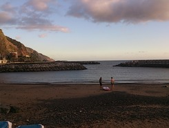 calheta  spot de stand up paddle en Portugal