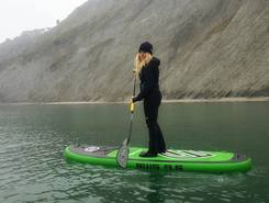 il trave paddle board spot in Italy
