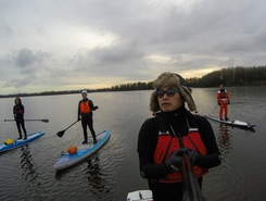 Smith & Bybee Lakes spot de SUP em Estados Unidos