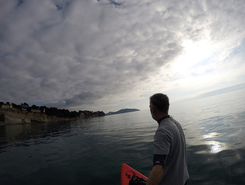 Arenes cros spot de stand up paddle en France
