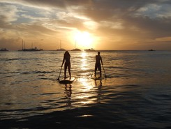 Bayahibe SUP spot de stand up paddle en République dominicaine