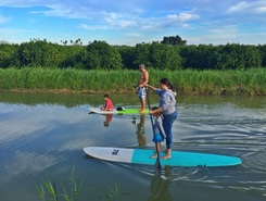 Home Spot spot de stand up paddle en États-Unis