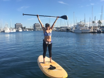 Mother's Beach spot de stand up paddle en États-Unis