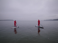 Kieler Förde sitio de stand up paddle / paddle surf en Alemania