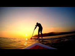 scauri sitio de stand up paddle / paddle surf en Italia
