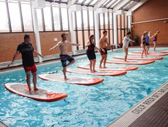 Fitness Forum Club sitio de stand up paddle / paddle surf en Canadá